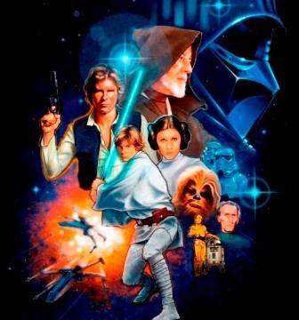 Descobrint la galàxia Star Wars