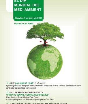 Commemorem el Dia Mundial del Medi Ambient