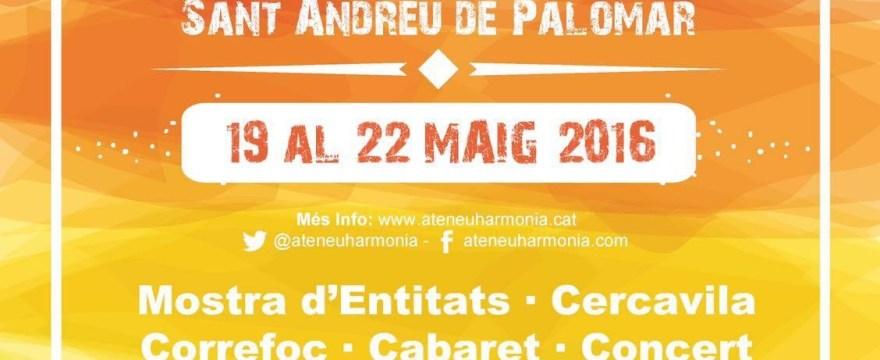 Festes de la primavera – Sant Andreu de Palomar