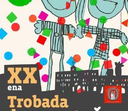 XXena Trobada de gegants d'escoles de Catalunya
