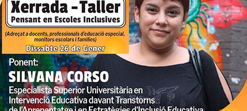 Xerrada Taller: Pensant en Escoles Inclusives