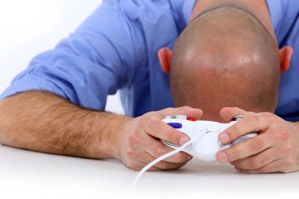 All Fun and Games?  For Some Gaming Has Become a Destructive Addiction