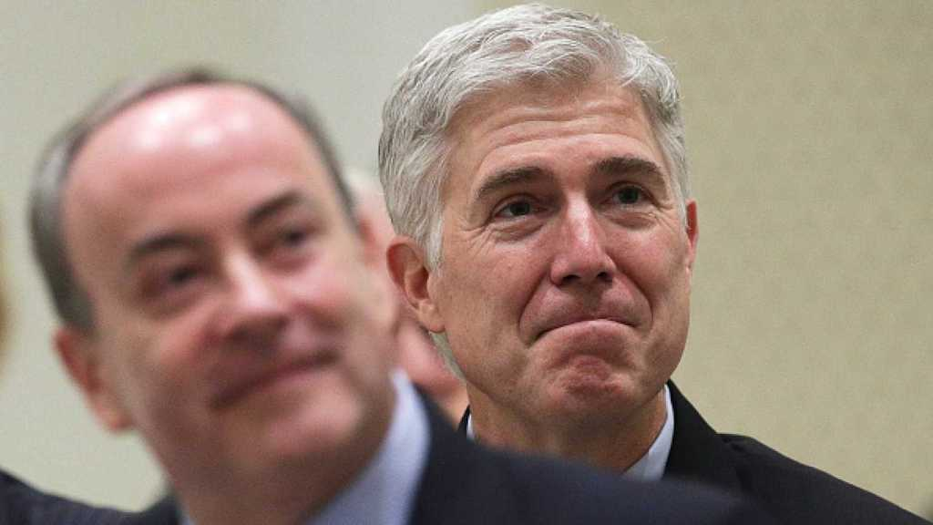 Trump's SCOTUS Pick Advisor Confident We Will Get Another Gorsuch