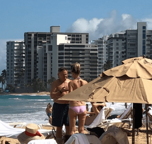Democrats 'Party' with Lobbyists in Puerto Rico while 'The People' await action on the Wall!