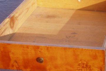 Réutiliser vieux tiroirs
