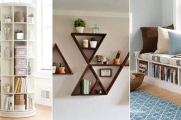 Idées-originales-bibliothèque-maison
