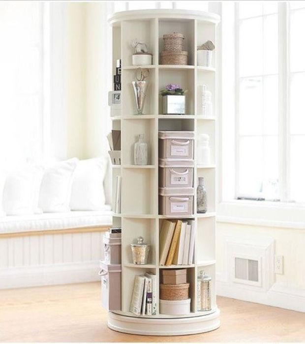 Voici 20 id es magnifiques pour cr er une biblioth que originale - Bibliotheque decoratie de maison ...