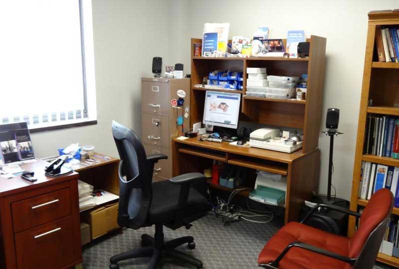 Family Hearing Center office