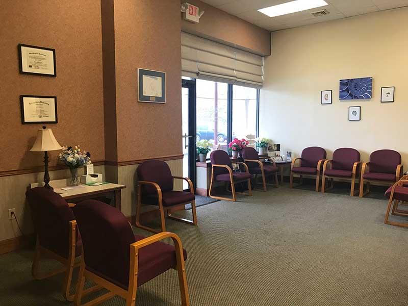 Family Hearing Center Lobby