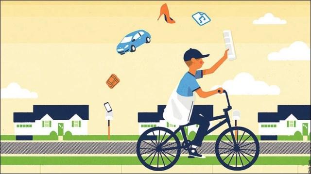 The subscription economy (Representative image)