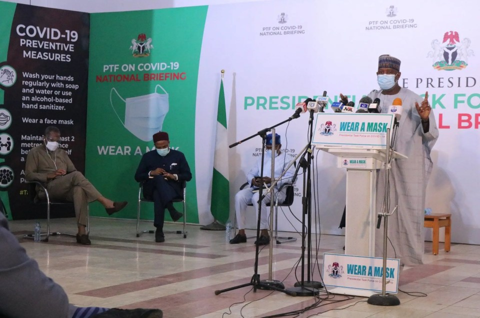 Nigeria Shifts International Flights Resumption Date to September