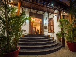 Accommodation in Stonetown