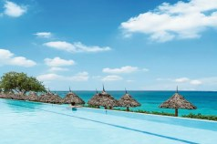 Accommodation in Nungwi - Pools