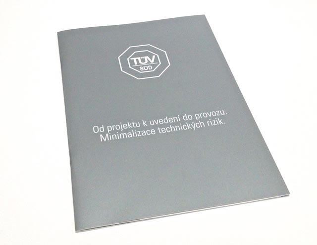 Tiskárna AF BKK, produkty - brožury