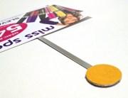 Tiskárna AF BKK, produkty - wobblery