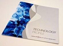 Tisk firemních brožur a katalogů