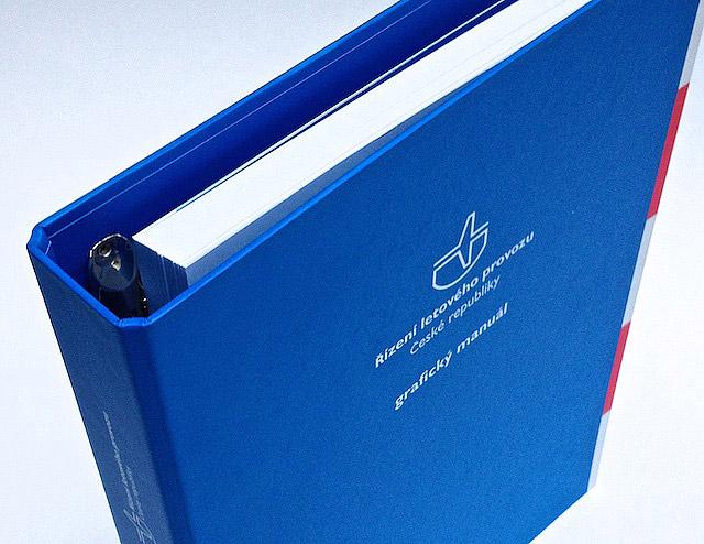 Tisk design manuálu - tiskárna AF BKK