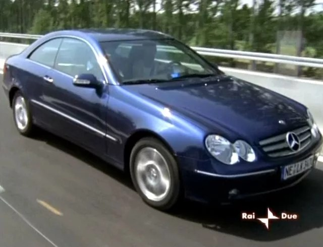 Mercedes-Benz CLK 500 [C209]
