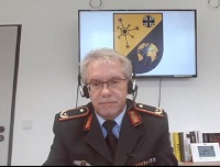 Cyber and Information Domain Command, Head of the Planning Department, Bundeswehr, Germany
