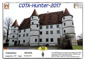 annual_cota_hunter_50#037 OE3XHA
