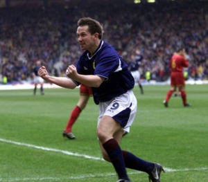 Image result for billy dodds scotland
