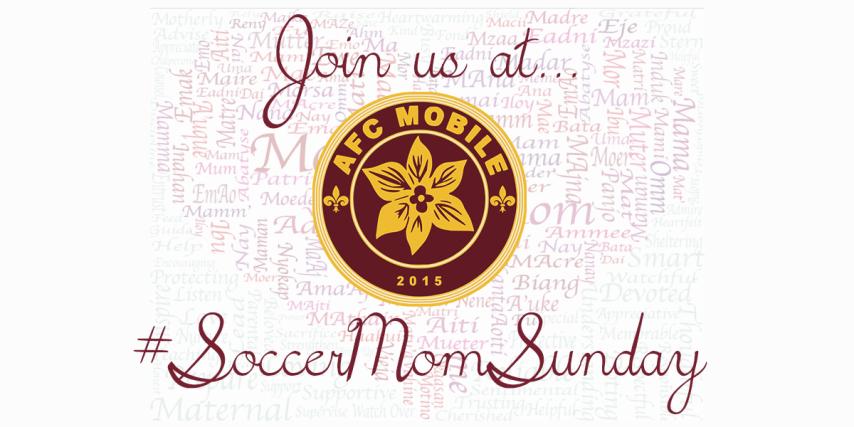 Soccer Mom Sunday