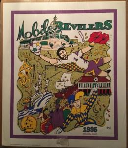 Original Revelers Print