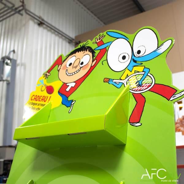 PLV de Sol Bayard Éditions BD Kids