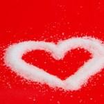 Coeur en sucre