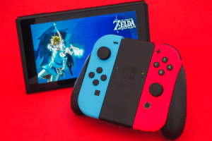 nintendo switch review lead