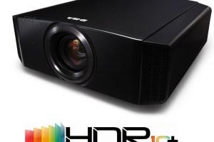 JVC - Entro il 2018 videoproiezione 4K nativa e HDR10+