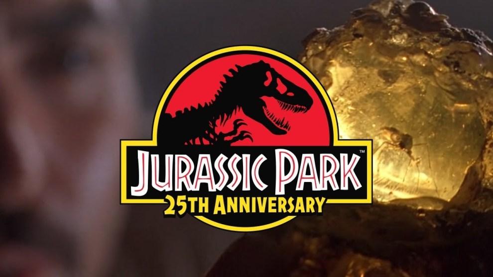 Jurassic Park 25th