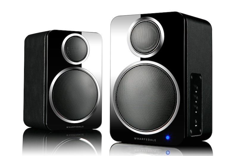 Wharfedale DS-2: gli speaker attivi da scrivania con Bluetooth aptX