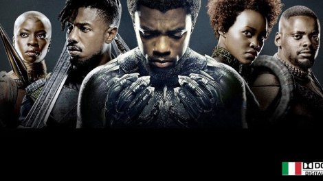 Black Panther BD Recensione