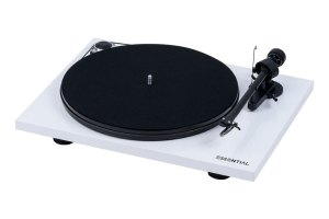 Pro-Ject Essential III laterale
