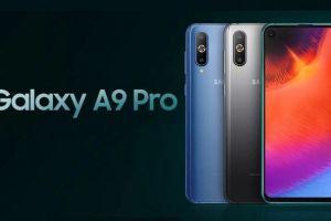 Galaxy A9 Pro home