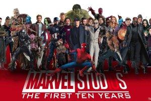 Marvel 10 anni