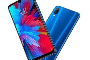 Xiaomi Redmi Note 7 home