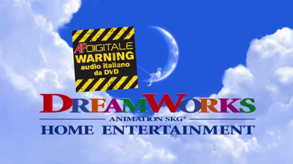 Dreamworks Animation in Blu-ray