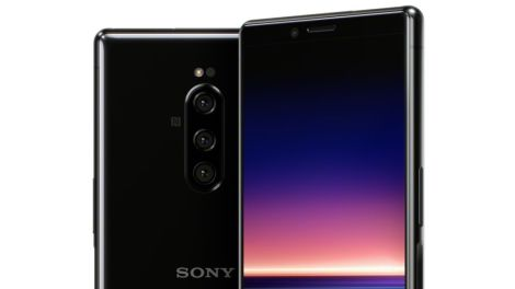 Sony Xperia 1 con display 4K OLED in Italia a giugno
