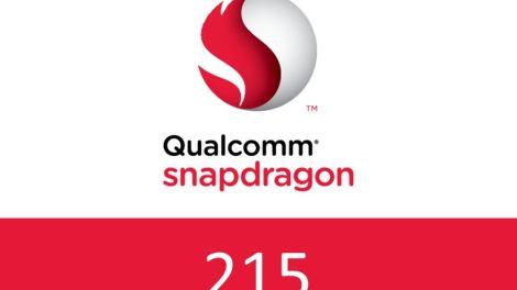 Qualcomm Snapdragon 215: funzionalità moderne per smartphone economici