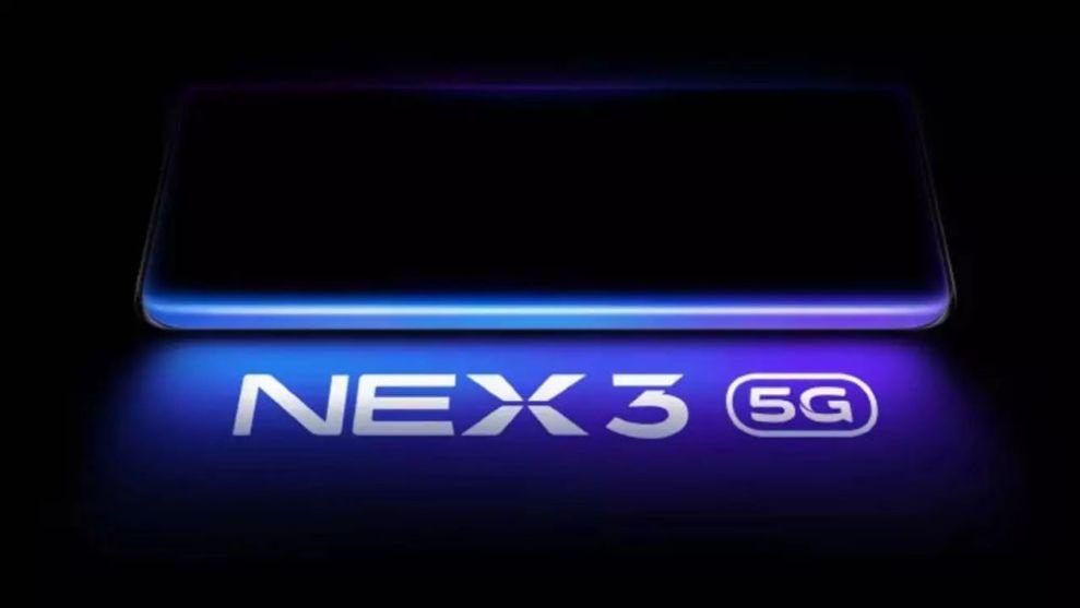 Vivo NEX 3 5G: si torna allo schermo singolo