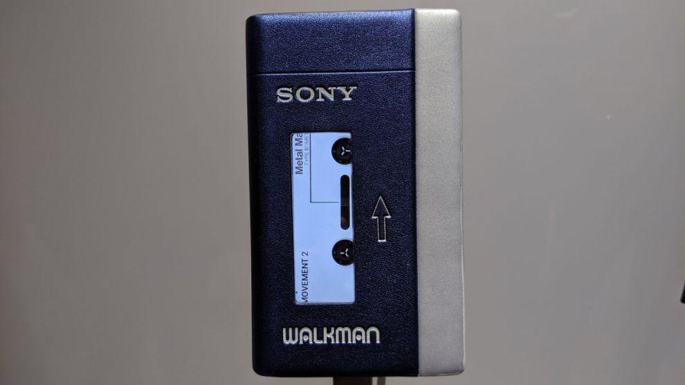 Walkman NW-A105