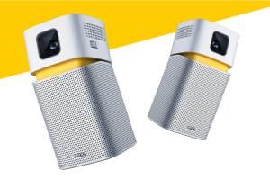 Videoproiettore portatile BenQ GV1 in prova