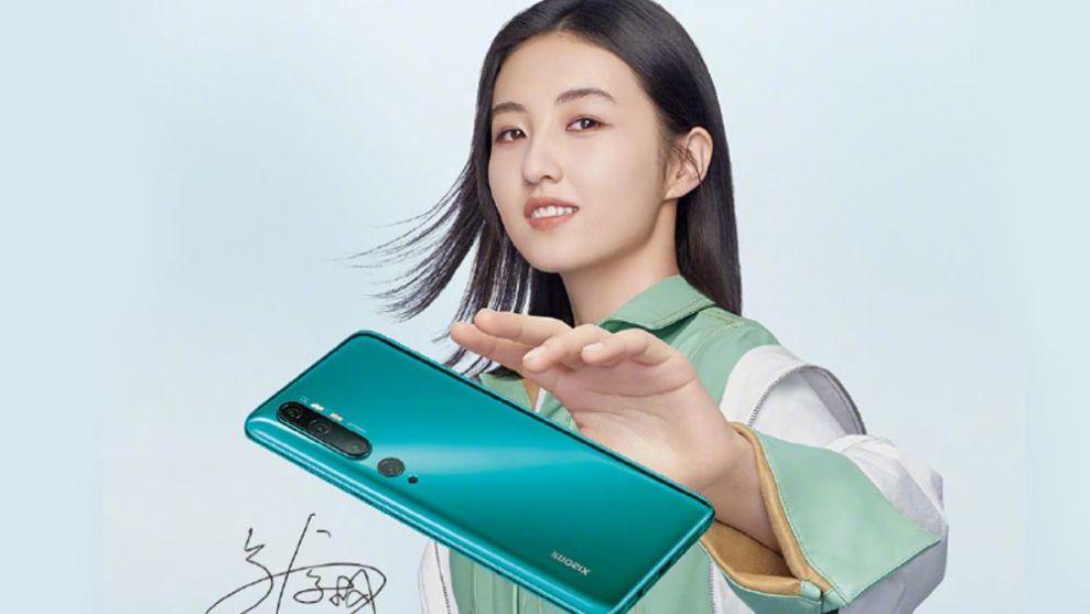 Xiaomi Mi CC9 Pro: 5 fotocamere e super batteria