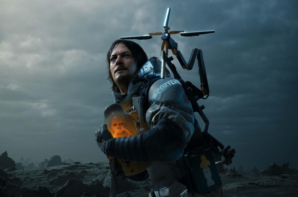 Death Stranding – Home Theater Test Ps4 Pro