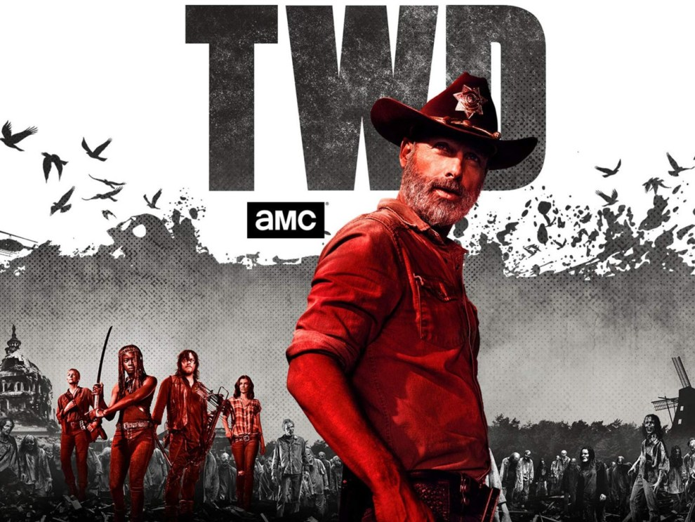 The Walking Dead – Stagione 9 [BD]
