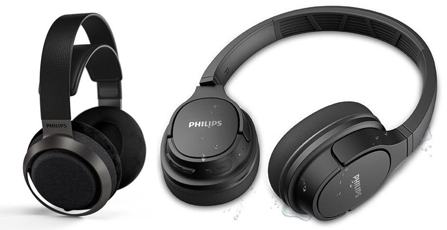 Cuffie Philips - Fidelio e sportive