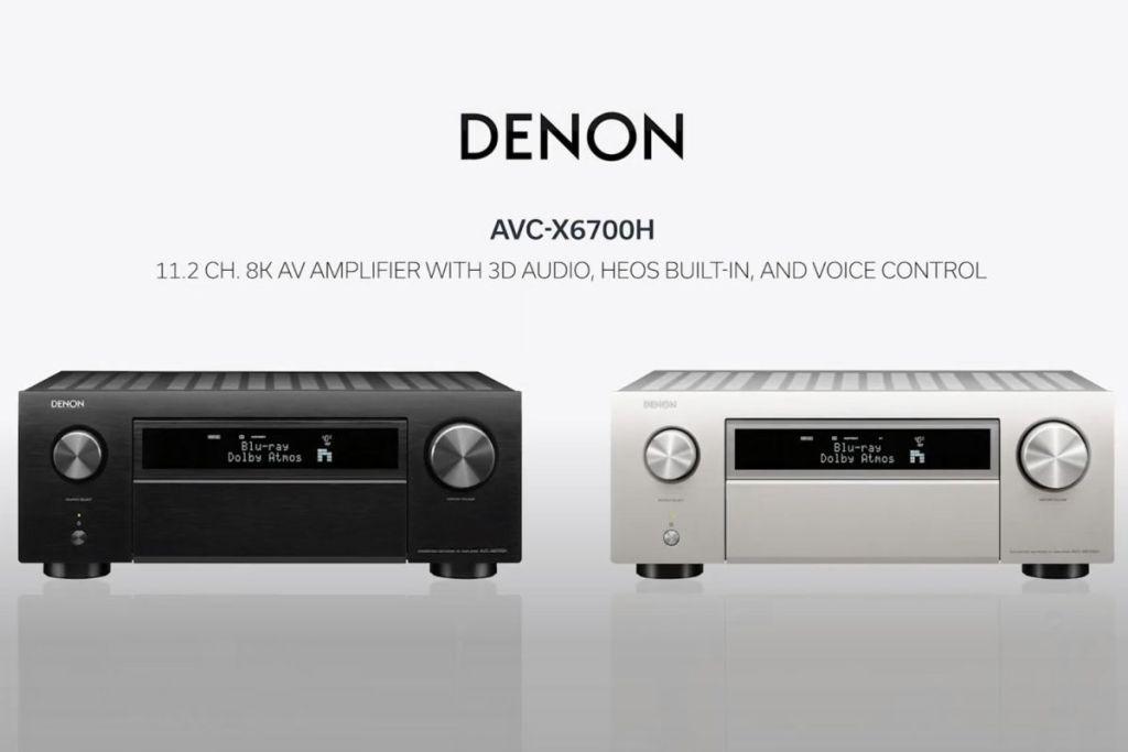Denon e Marantz: problemi HDMI 2.1