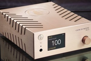 Ampli DAC Gold Note DS-10